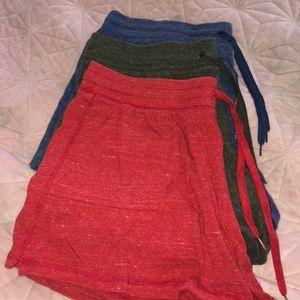 Cotton short bundle!